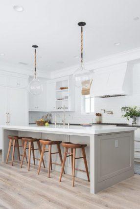 10 ý tưởng phối màu tủ bếp đáng thử cho không gian nấu nướng hiện đại