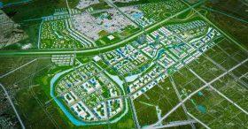 Liền kề khu đô thị mới thị trấn chờ Yên Phong Bắc Ninh