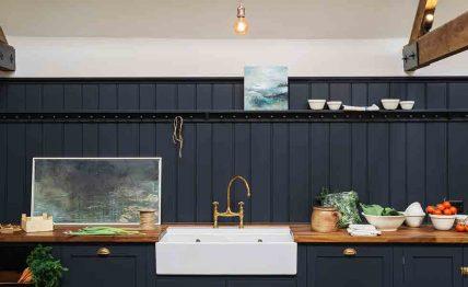 Làm sao để có một căn bếp không bao giờ lỗi thời?