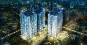 Bán căn 3 ngủ 95m2 tòa CT2 chung cư panorama Hoàng Mai