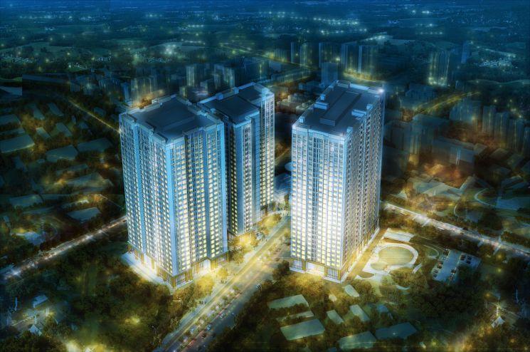 Chung cư Panorama Hà Nội