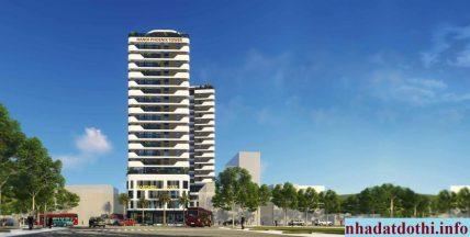 Căn hộ khách sạn chung cư thành phố Cao Bằng – Hà Nội Phoenix Tower.
