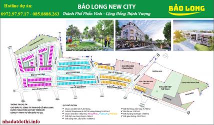 Bán đất nền LK5 (Hồng Phúc) dự án Bảo Long city Từ Sơn Bắc Ninh. Ngay cổng vào khu đô thị.