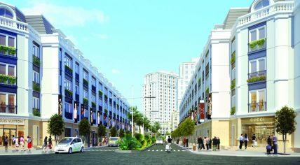 Bán liền kề 75m2 dự án Eurowindow Garden City Thanh Hóa. 4,9 tỷ.