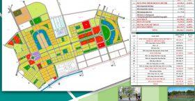 Đất nền dự án Nam Hồng Garden Từ Sơn