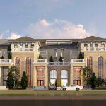 Biệt Thự Song Lập Khu Đô Thị Kim Đô PoliCity